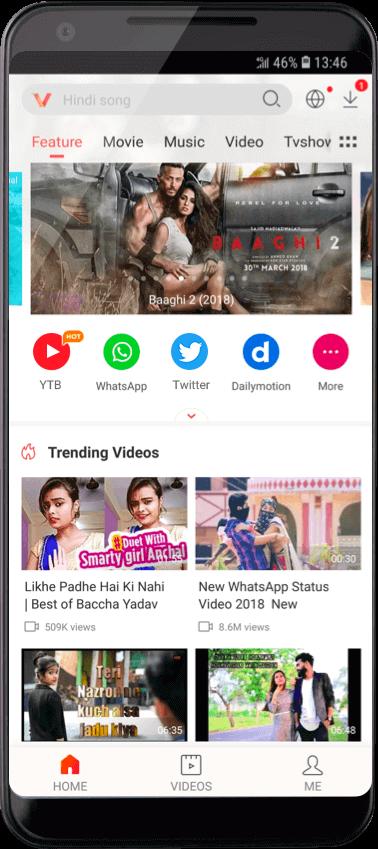 Baixar videos para status